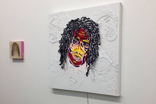 We Went to Chief Keef's First Art Gallery Show and Interviewed Him