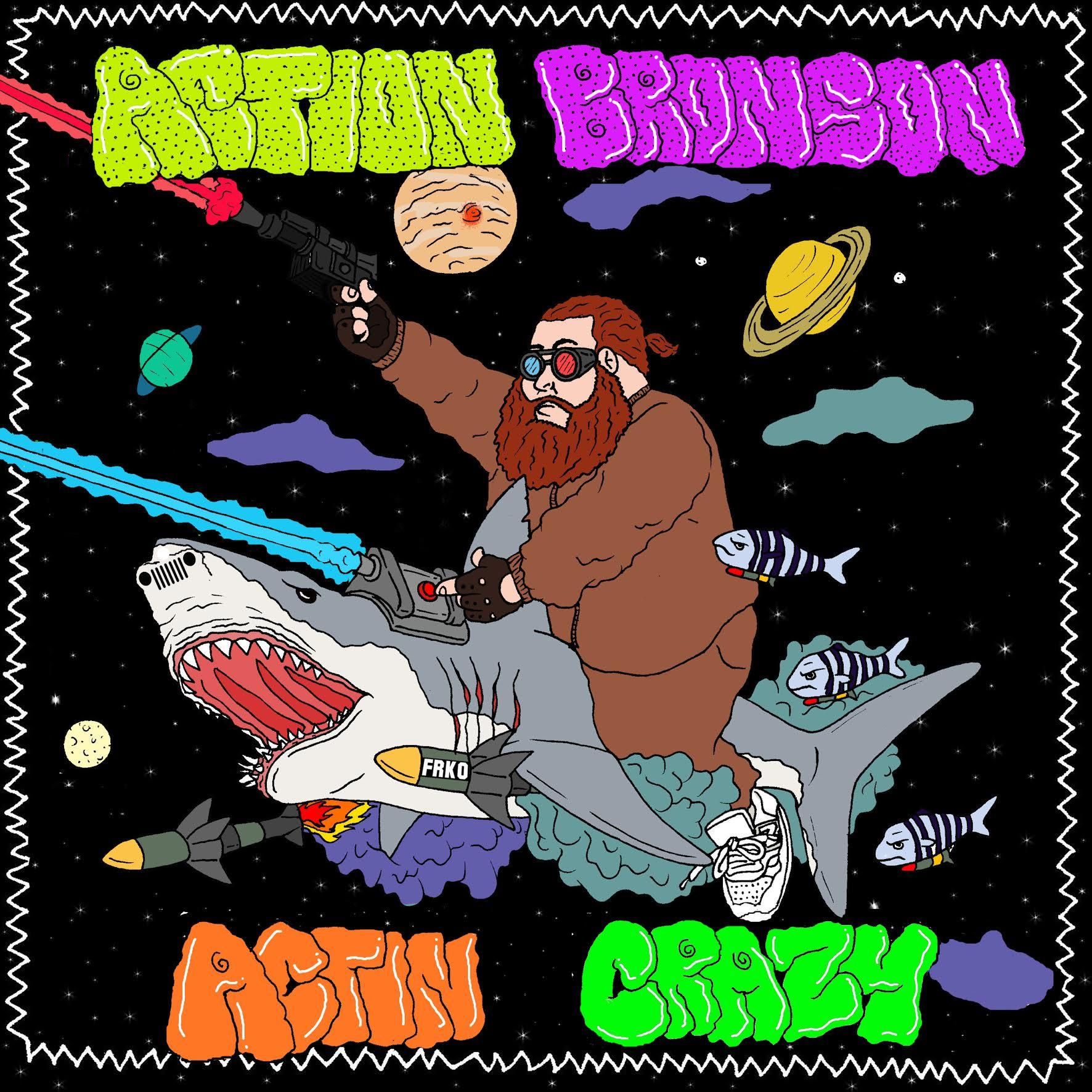 Action Bronson - Bon Appetit Mixtape (Full Artwork CD Art ...  |Action Bronson Album Cover