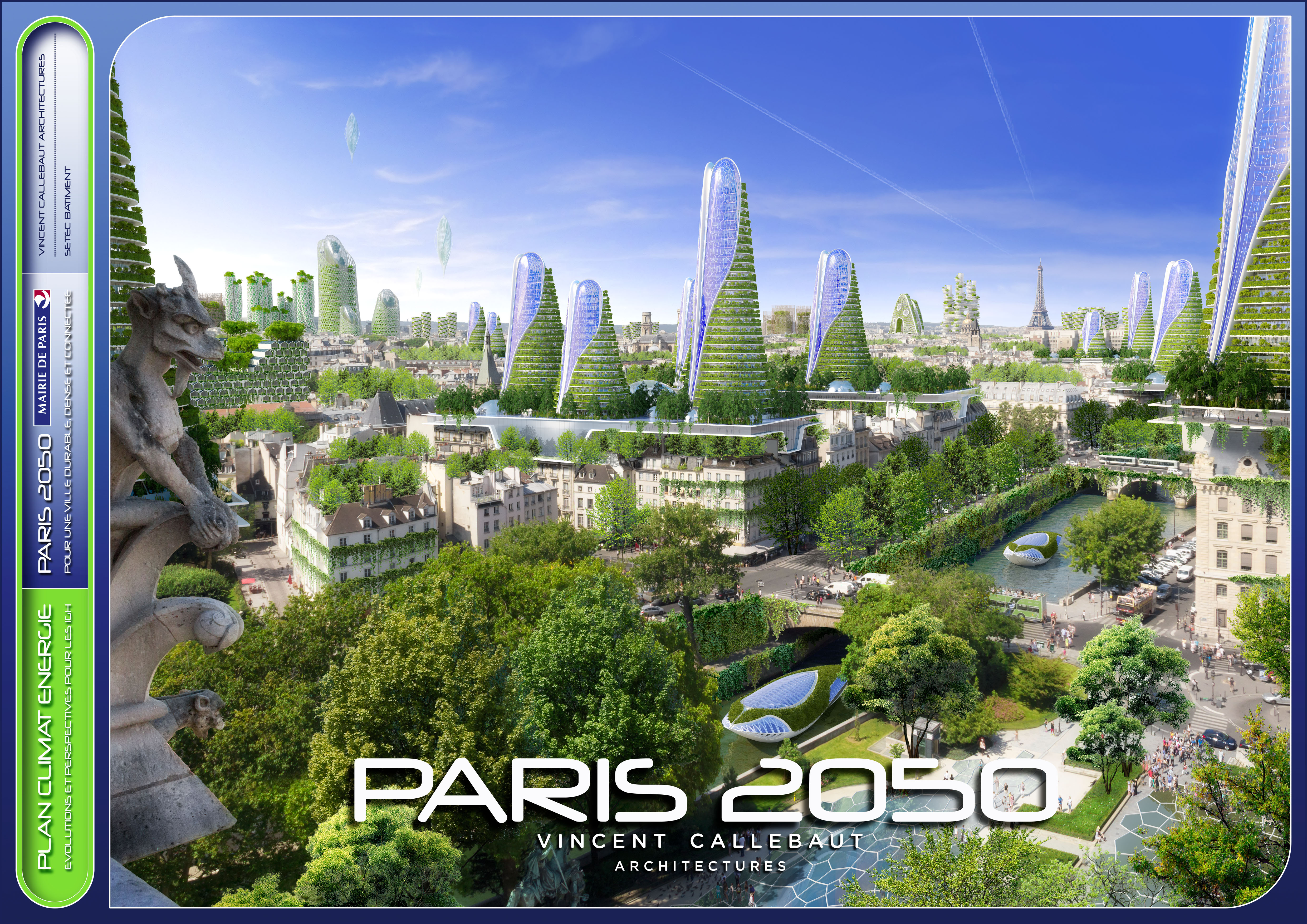 paris 2050 the smog eating smart city of the future creators. Black Bedroom Furniture Sets. Home Design Ideas