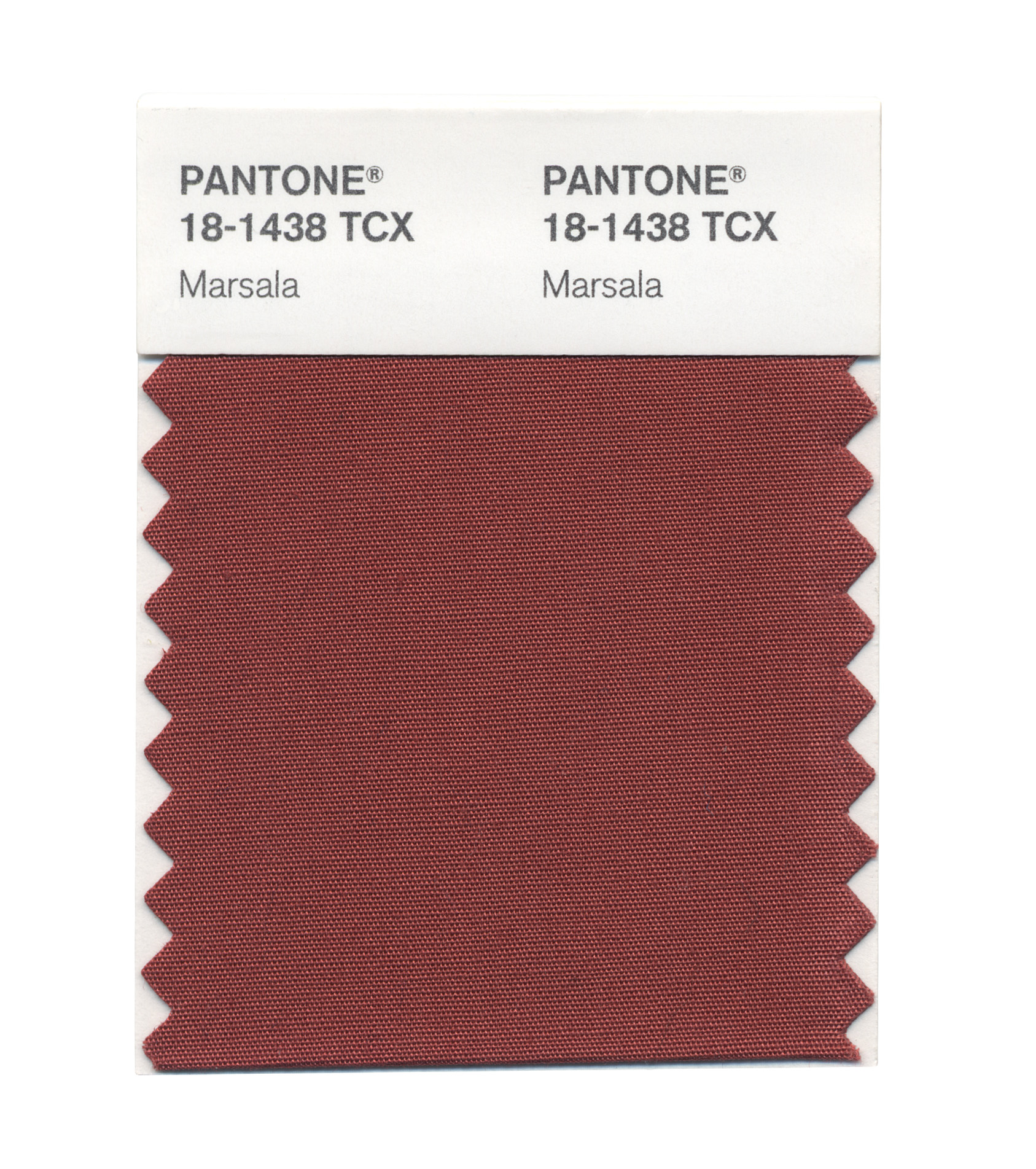 Check out highlights from the 2015 pantone fashion color - Pantone 2015 marsala ...