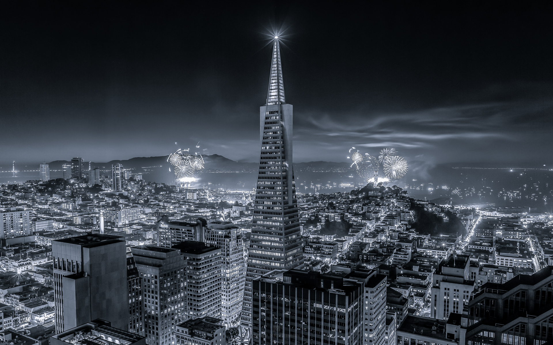 Gritty Timelapse Recasts San Francisco as Gotham City