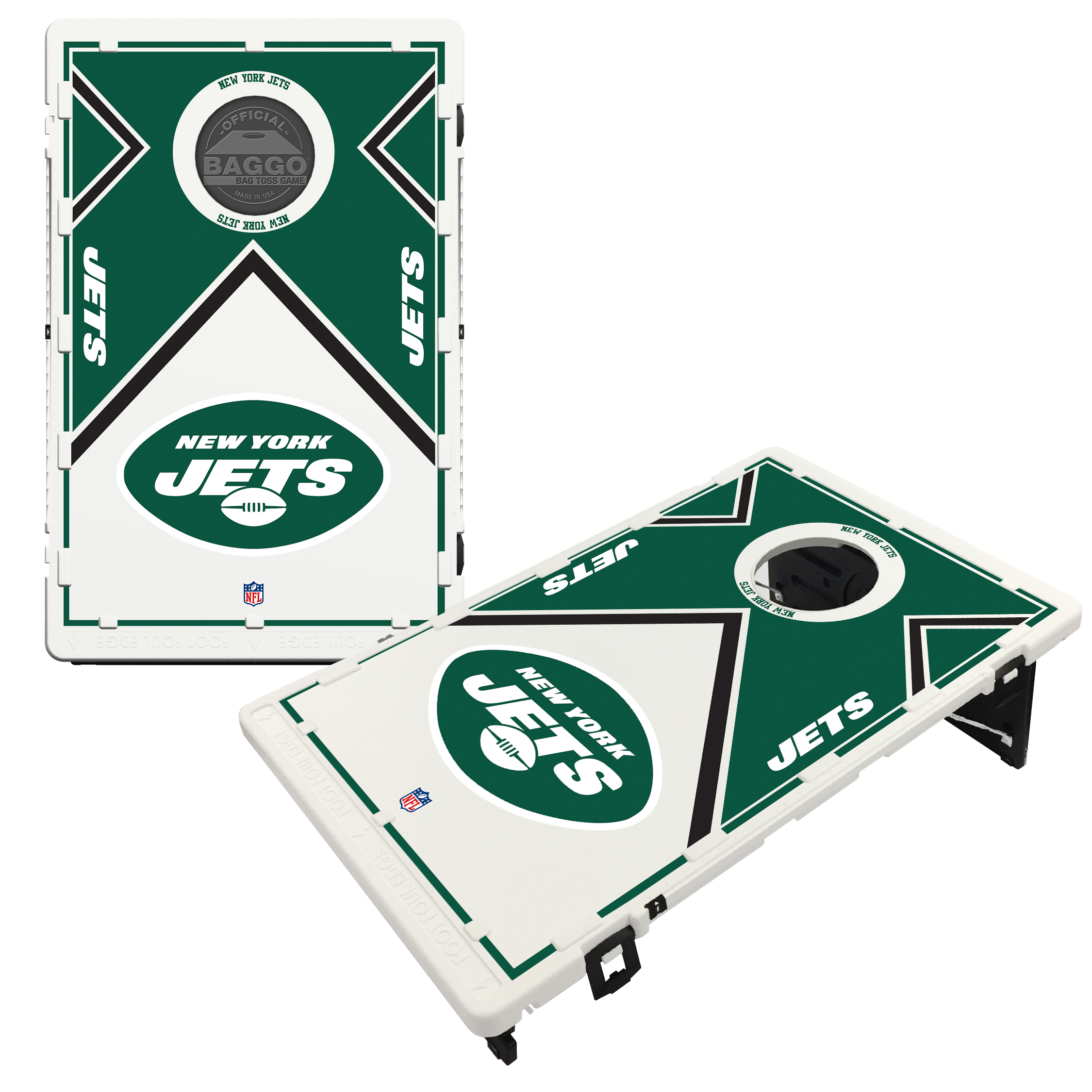New York Jets Team Store, New York Jets Tailgate Games