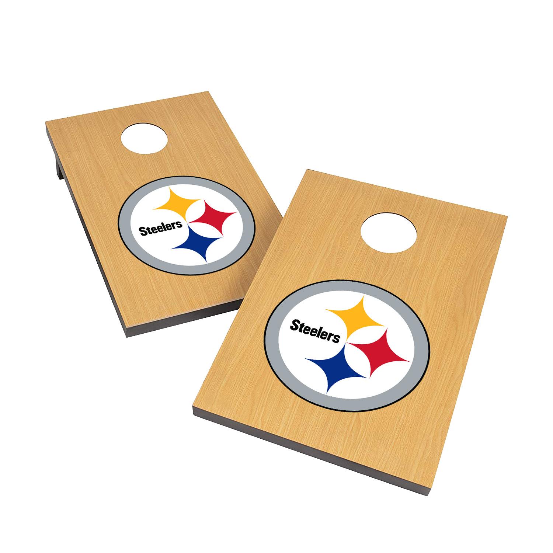 Pittsburgh Steelers NFL 2x3 Cornhole Bag Toss