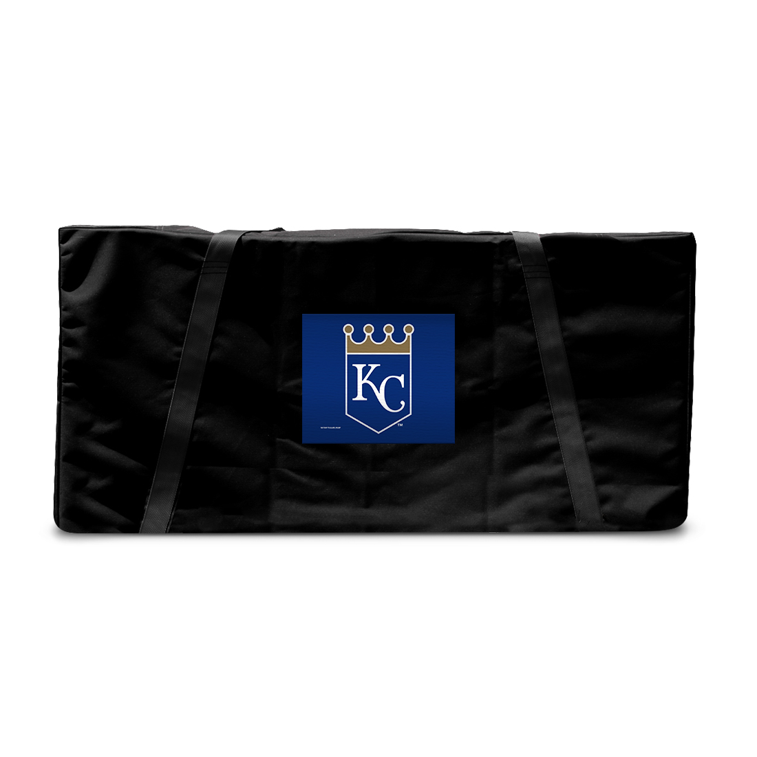 Kansas City Royals MLB Baseball Tailgate Cornhole Storage Carrying Case