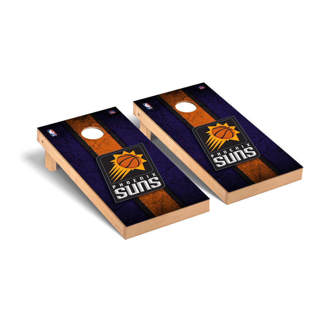Phoenix Suns NBA Basketball Cornhole Game Set Vintage Version