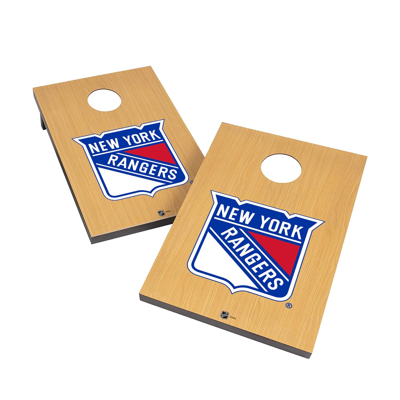 New York Rangers 2x3 Cornhole Bag Toss