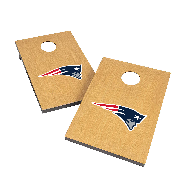 New England Patriots NFL 2x3 Cornhole Bag Toss