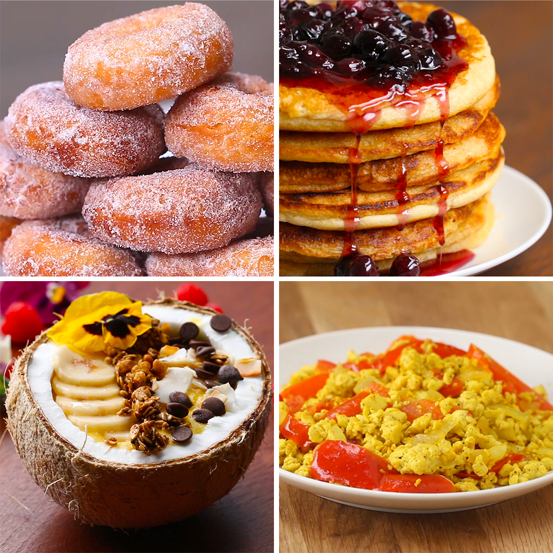 6 amazing dairy-free breakfasts | recipes
