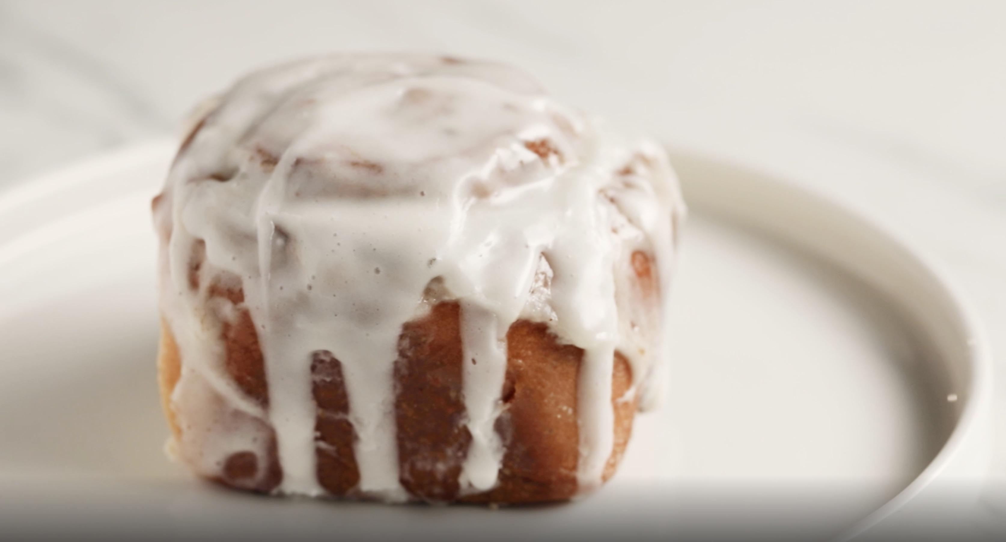 4 Minute Mug Cinnamon Rolls Recipe By Tasty