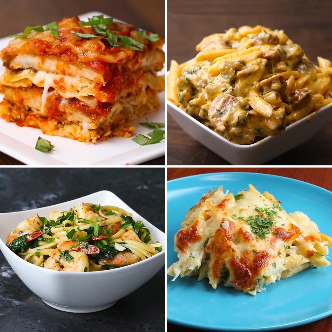 Top 5 Pasta Recipes image