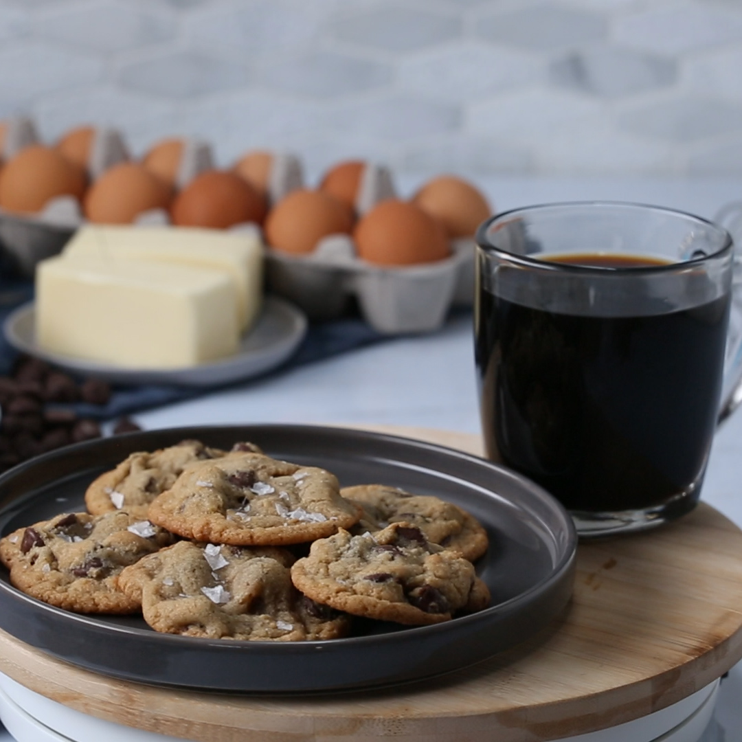 Chocolate Chip Cookies The Healthy Breakfast Recipe By Tasty