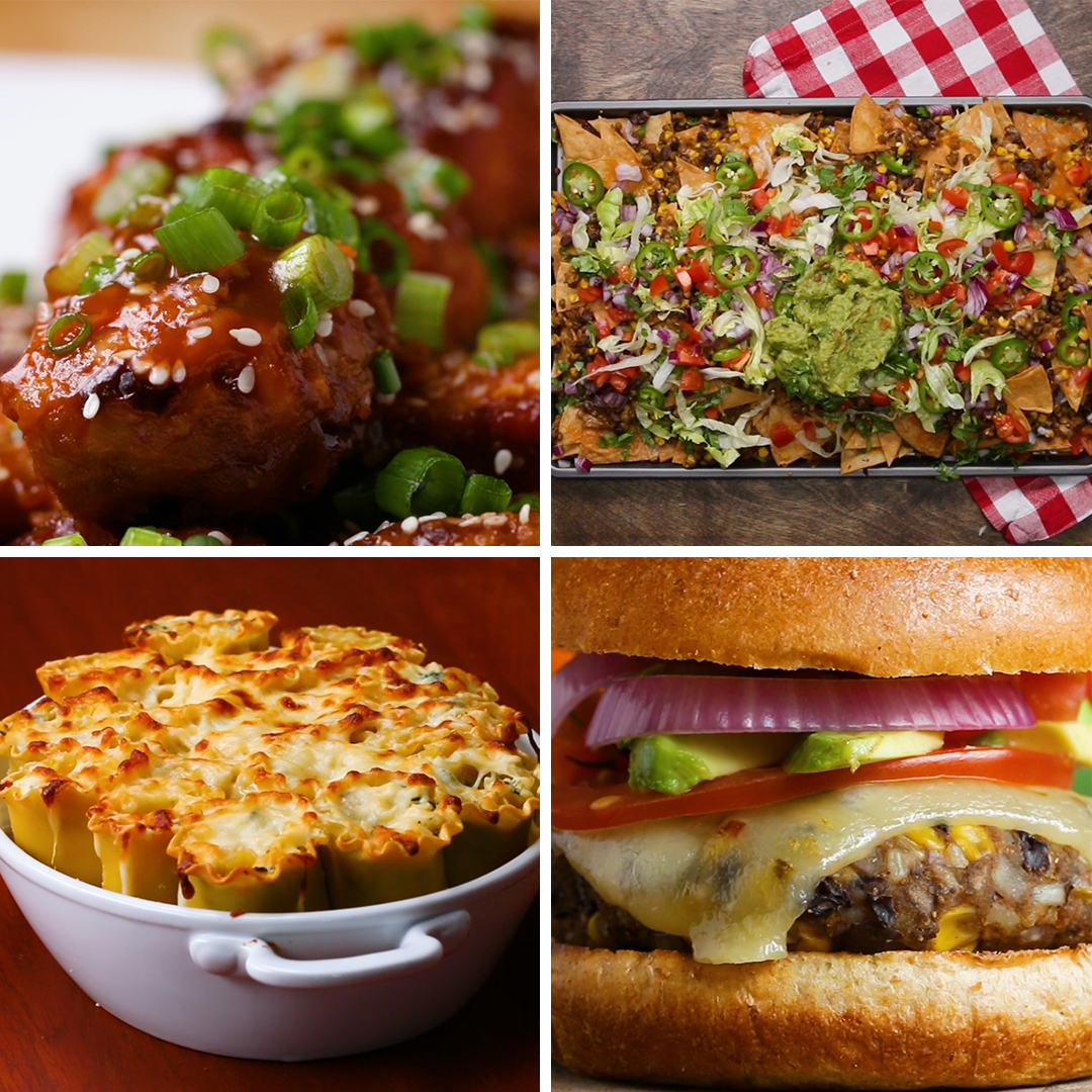meatless recipes that carnivores will love
