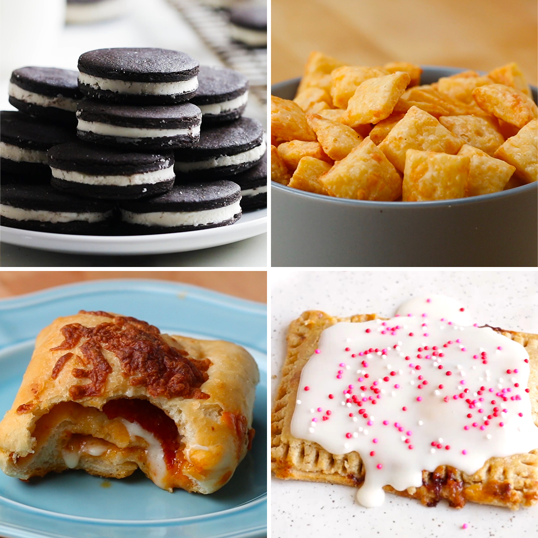 Store Bought Snacks You Can Make At Home Recipes