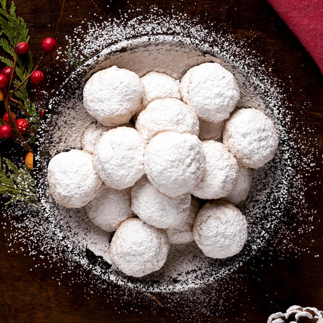 Kahk Eid Cookies Recipe by Tasty