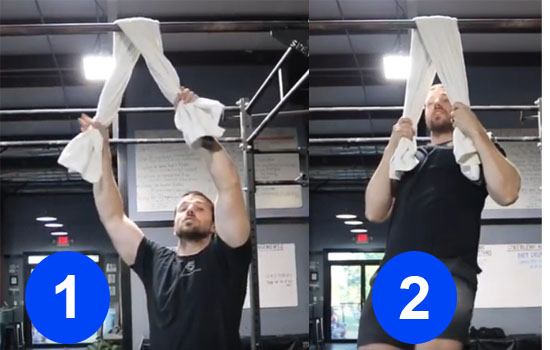 judo grip strength pull ups