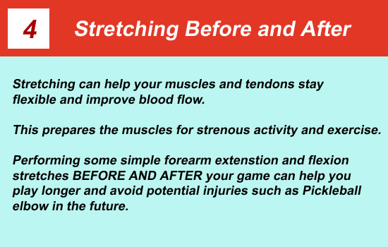 stretch before and after