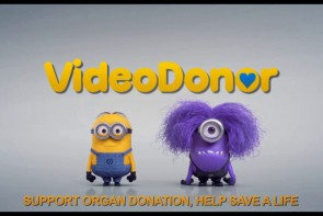 Watch This Hilarious Despicable Me Organ Donation Appeal Promo Video
