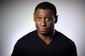 An motivational Organ Donation appeal by Homeland's DAVID HAREWOOD