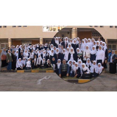Developing Adanced STEM High Schools In Egypt