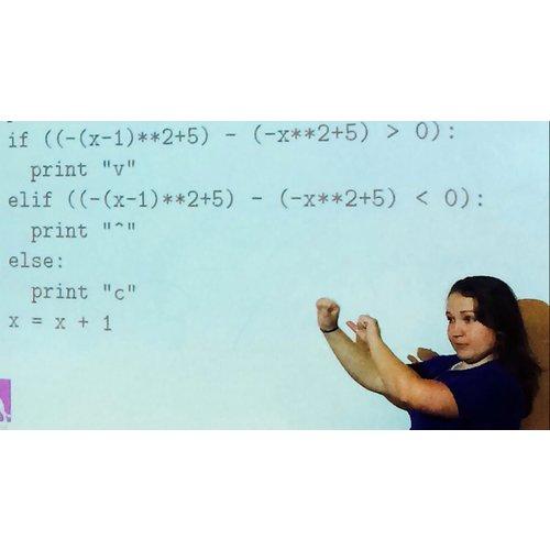 Using Programming to Teach Mathematical Generalization