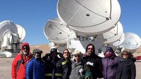 Icon for: Observatories at the Extreme Chilean Telescopes