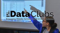 Icon foR: Data Clubs: Introducing Middle School Youth to Data Science
