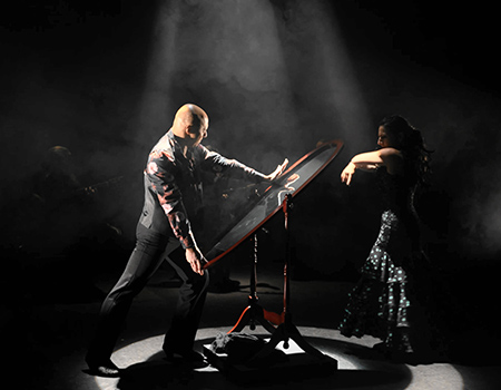 XVI Fuego Flamenco Festival: Íntimo - Watch Party + Live Talk-back with Artists!