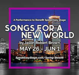 Songs for a New World - Benefactor Ticket