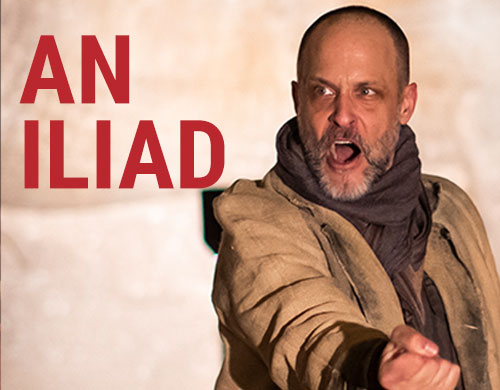 An Iliad (1 Viewer under the age of 30)