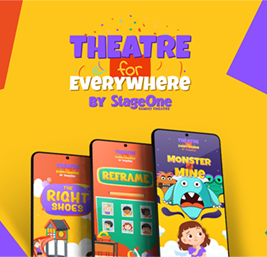 Theatre for Everywhere 3-Play Package