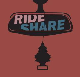 RIDE SHARE - Ensemble (4+ viewers)