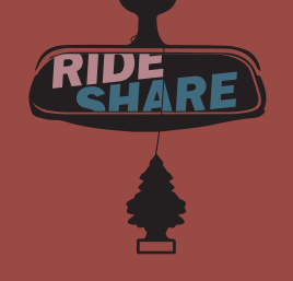 RIDE SHARE - Trio (3 viewers)