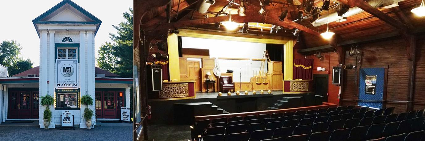 M D Playhouse