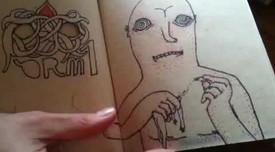 Blu Sketchbook