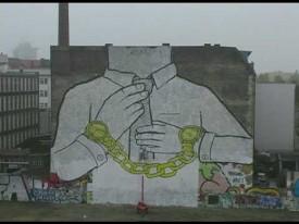 Blu Berlin Wall
