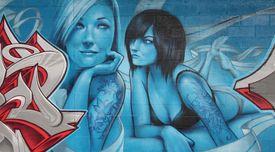 Temptation Graffiti