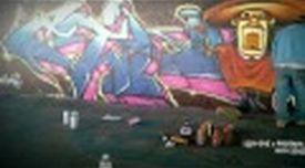 Graffiti Chill time