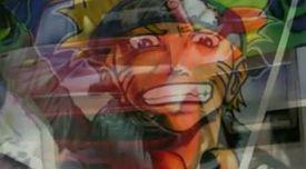 Spike graffiti
