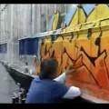 Seen graffiti in Paris