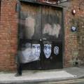 C215's stencils in London