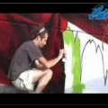 Graffiti fresque - Bowa et Sper