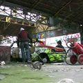 Car graffiti