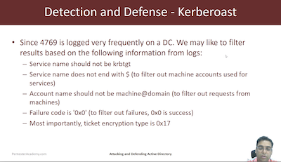 Detection and Defense Part 1