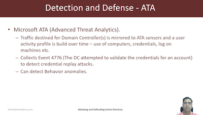 Detection and Defense Part 2