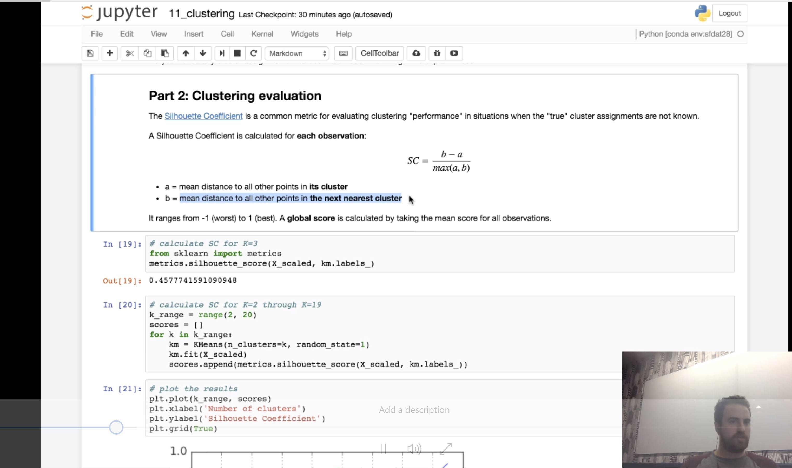 Module 11: Clustering Part 3
