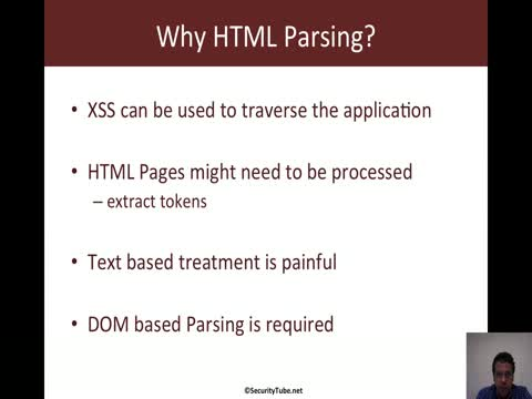 Javascript for Pentesters: XHR and HTML Parsing