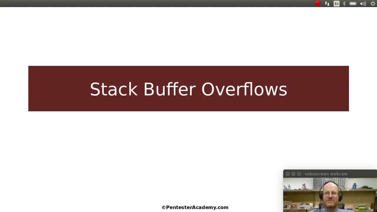 Stack Buffer Overflows Part 7: Return to Libc
