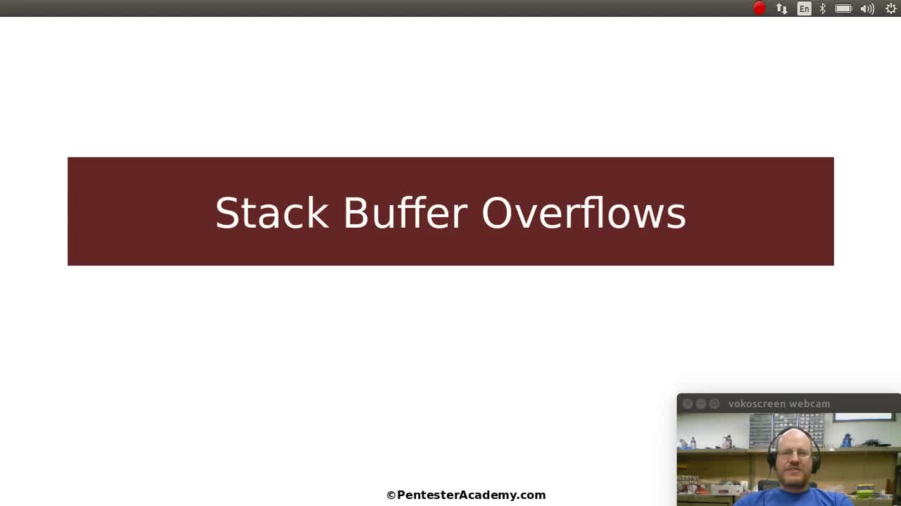 Stack Buffer Overflows Part 8: Chaining Return to Libc