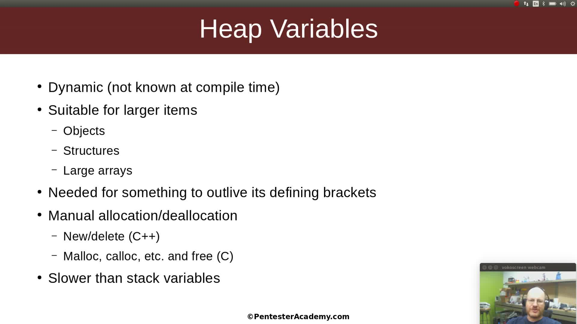 Heap Buffer Overflows Part 1: Heap Basics