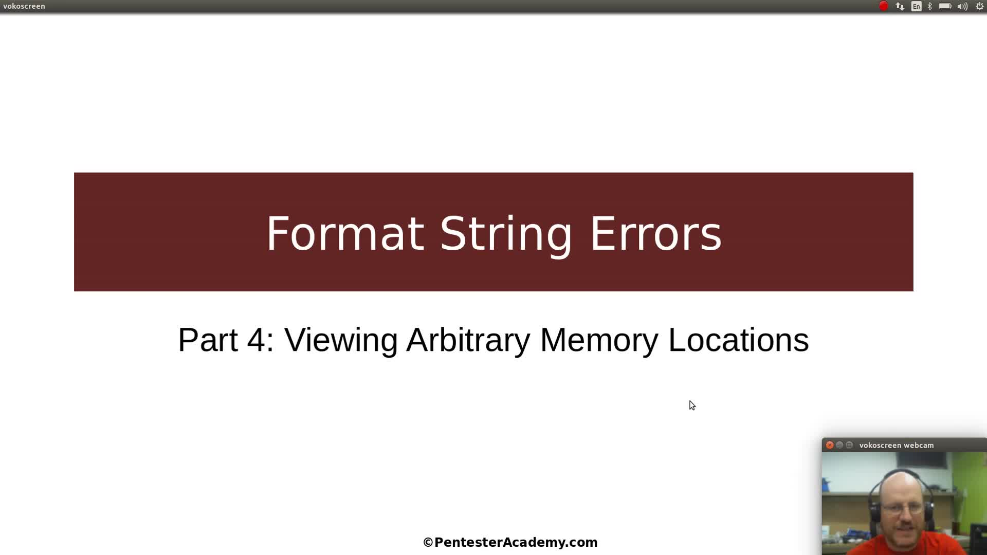 Format String Flaws Part 4: Reading Arbitrary Memory Locations